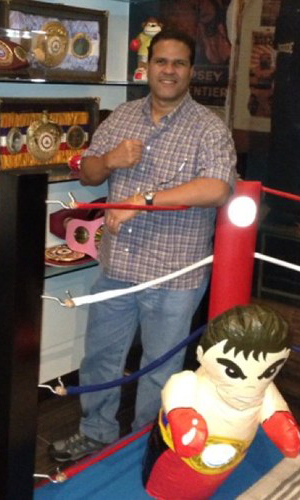 Gilberto Echeverría - WBA Webmaster