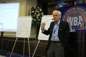DR. Gilberto Mendoza  WBA President