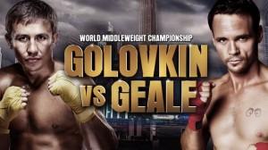 Golovkin vs Geale