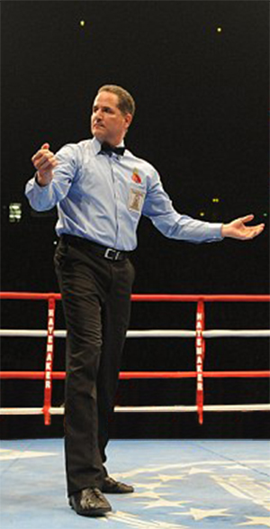 Luis Pabón - WBA Referee